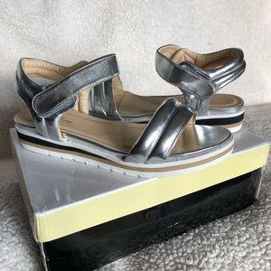 Bella Marie Bali-3 Womans Flatform Sandals